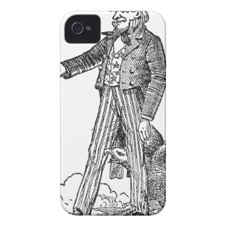 Uncle Sam iPhone 4 Case-Mate Cases