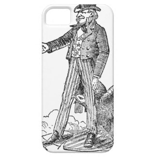 Uncle Sam iPhone 5 Covers