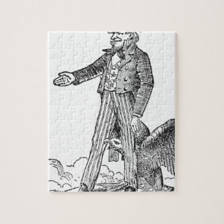Uncle Sam Jigsaw Puzzle