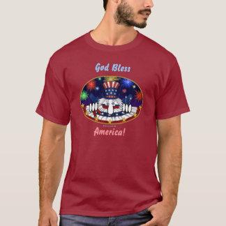 Uncle Sam Kilroy T-Shirt