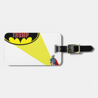 uncle sam luggage tag