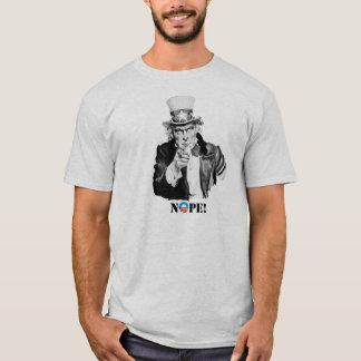 Uncle Sam - Nope - Nobama Tee