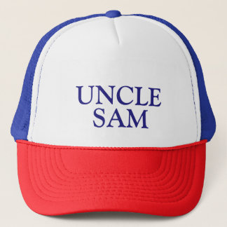 Uncle Sam patriotic cap