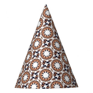 Uncle Sam Pointing Finger Kaleidoscope Party Hat