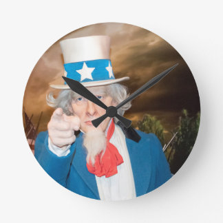 Uncle Sam Products Clocks