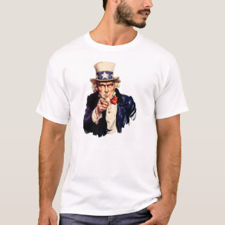 Uncle Sam T-Shirt