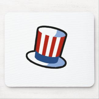 Uncle Sams Hat Mouse Pad