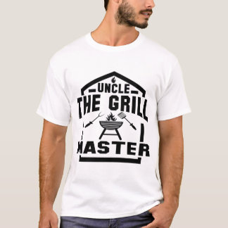UNCLE THE GRILL MASTER T-Shirt