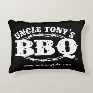 Uncle Tony's BBQ Pillow