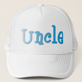 Uncle Trucker Hat