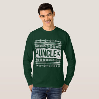 Uncle Ugly Christmas Sweater