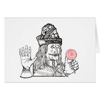 Uncle Vlad has a lollipop Card
