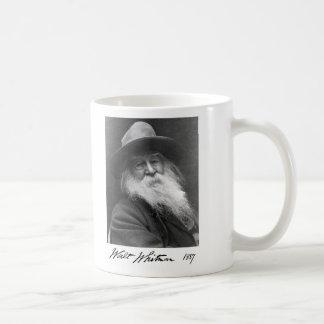 Uncle Walt Whitman Age 68 Coffee Mug