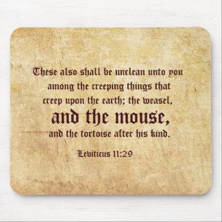 Unclean Mouse Pad