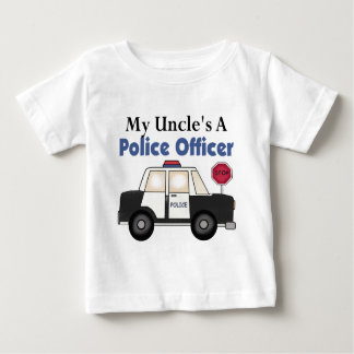 Uncle's A Police Officer T Shirt