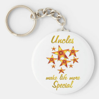 Uncles are Special Keychain