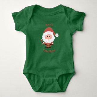 Uncle's Little Helper Vest Baby Bodysuit