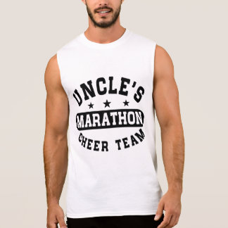 Uncle's Marathon Cheer Team Sleeveless Shirt