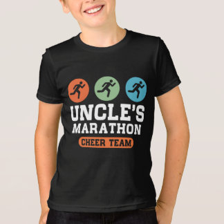 Uncle's Marathon Cheer Team T-Shirt