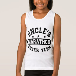 Uncle's Marathon Cheer Team Tank Top