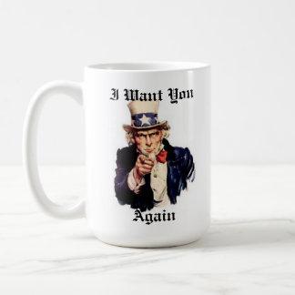 UncleSamAgain Coffee Mug