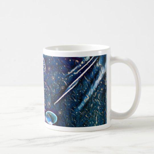 Uncommon Alien Worlds Abstract Photography Coffee Mug