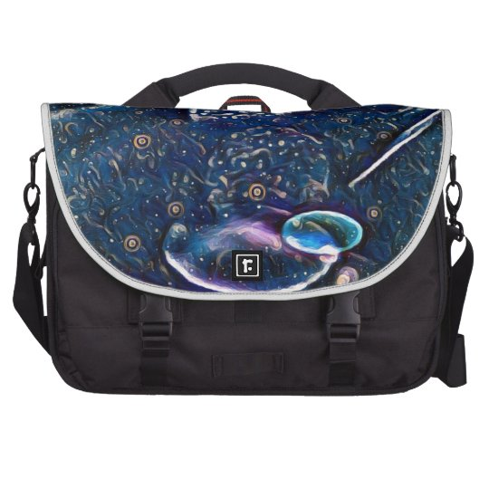 Uncommon Alien Worlds Abstract Photography Laptop Computer Bag