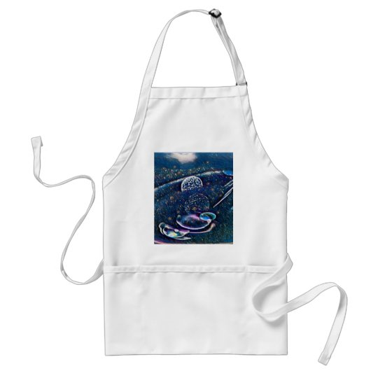 Uncommon Alien Worlds Abstract Photography Standard Apron