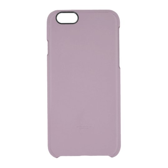 Uncommon iPhone 6 Clearly™ Deflector Case Lavender