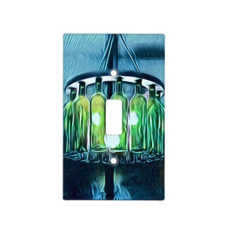 Uncommon Wine Bottles Home Decor Light Switch Cover