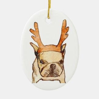 Unconditional Ceramic Ornament