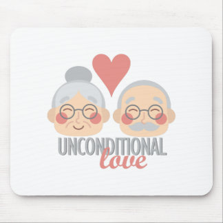 Unconditional Love Mouse Pad