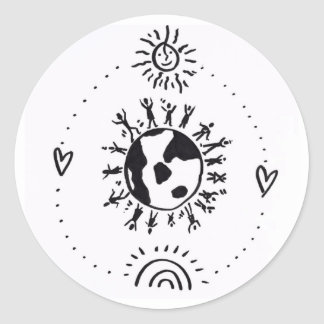 Unconditional Love Stickers