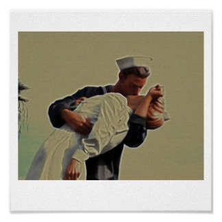 Unconditional Surender Art Canvas Poster