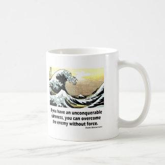 Unconquerable Calmness Coffee Mug