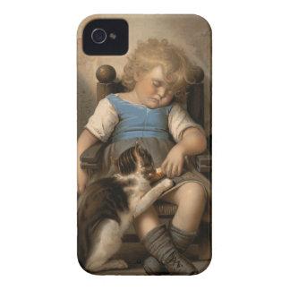 Unconscious Sleeper iPhone 4 Cases