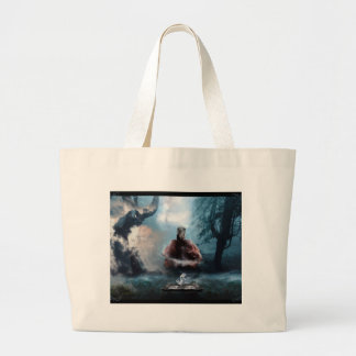 uncontainable wicked large tote bag