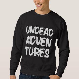 Undead Adventures Black Logo Sweatshirt