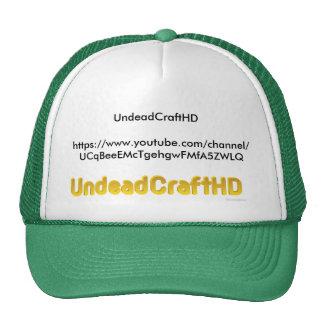 UndeadCraftHD's Trucker Hat
