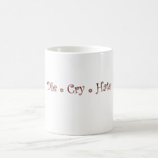 undefined classic white coffee mug