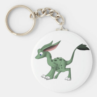 Undefined Creature Keychain