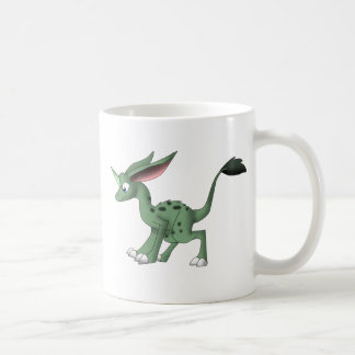 Undefined Creature w/ Unicorn Horn Coffee Mug