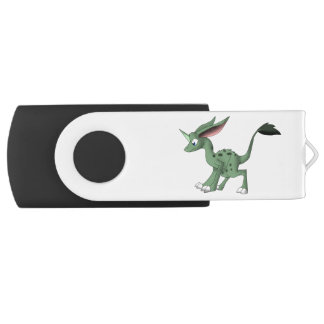 Undefined Creature w/ Unicorn Horn USB Flash Drive