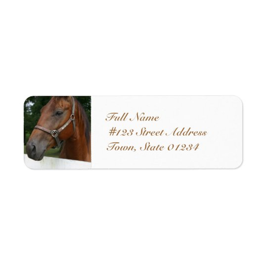 undefined return address label