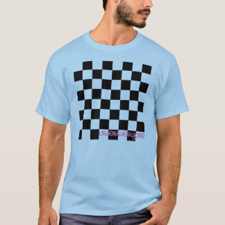 Under 21 Checkered T-Shirt