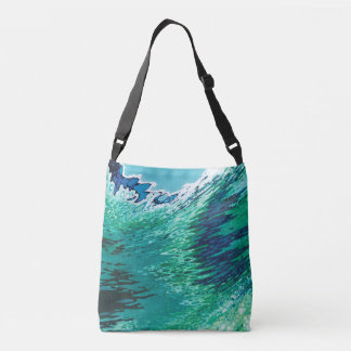 Under A Clear Sky Unisex Cross Over Bag by Juul