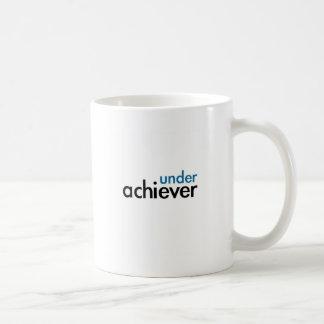 Under Achiever (blue light special) Coffee Mug