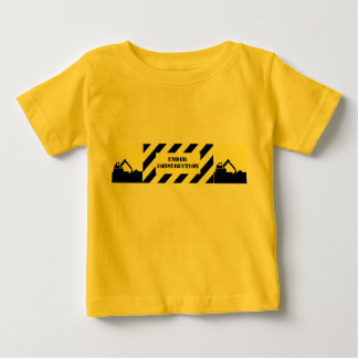 under construction baby T-Shirt