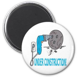 Under Construction Magnet