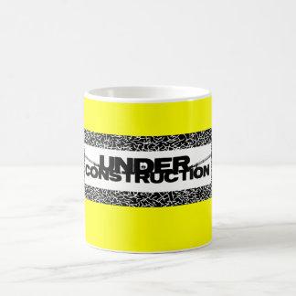 under construction mug